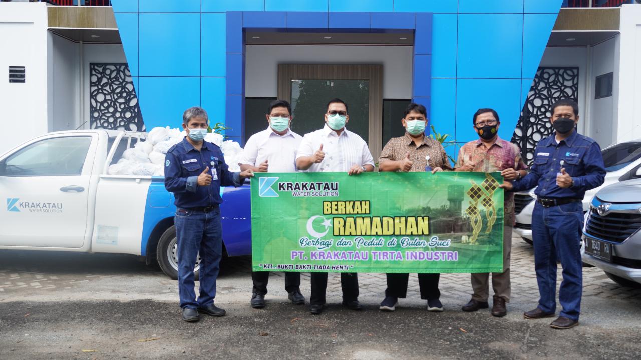 PT KTI, Berkah Ramadhan Berbagi dan Peduli di Bulan Suci